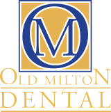old milton dental logo